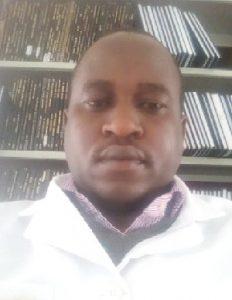Dr. Stanley Mutua Mbuvi